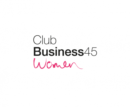 club business 45 women logo